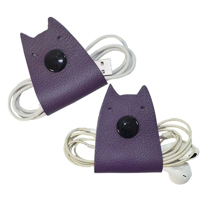 Cat Shaped Cord Keeper (2-Pack)