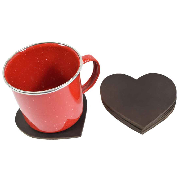 Love Coaster Set (6-Pack)