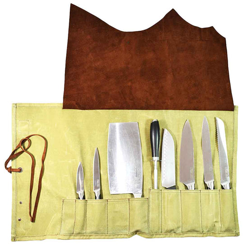 Knife Roll (10 Pockets)