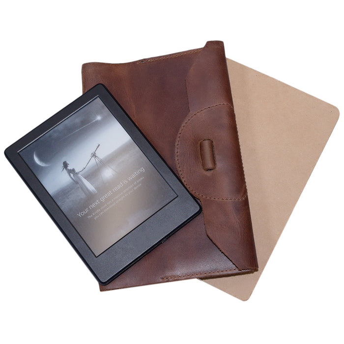 Journal Cover W/Kindle Pouch (5 x 8.25 in. Notebook Not Included)