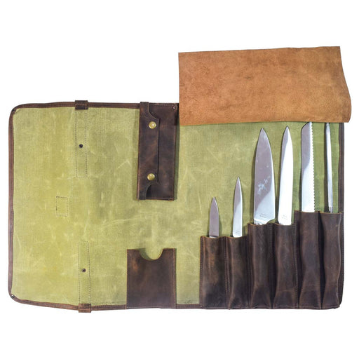 Knife Roll (8 Pockets)