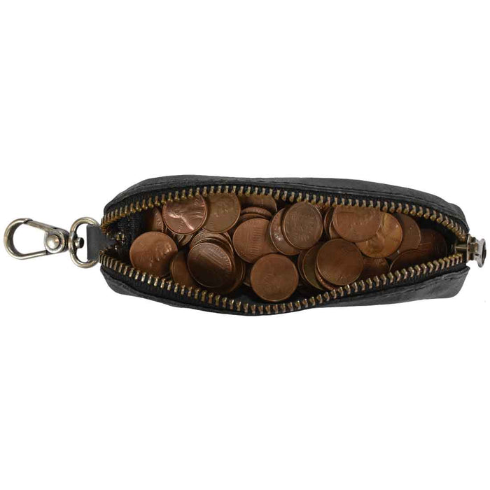 Vertical Coin Pouch