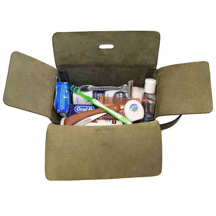 Thick Toiletry Bag