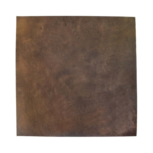 Thick Leather Square for Crafts (12 x 12 in.)