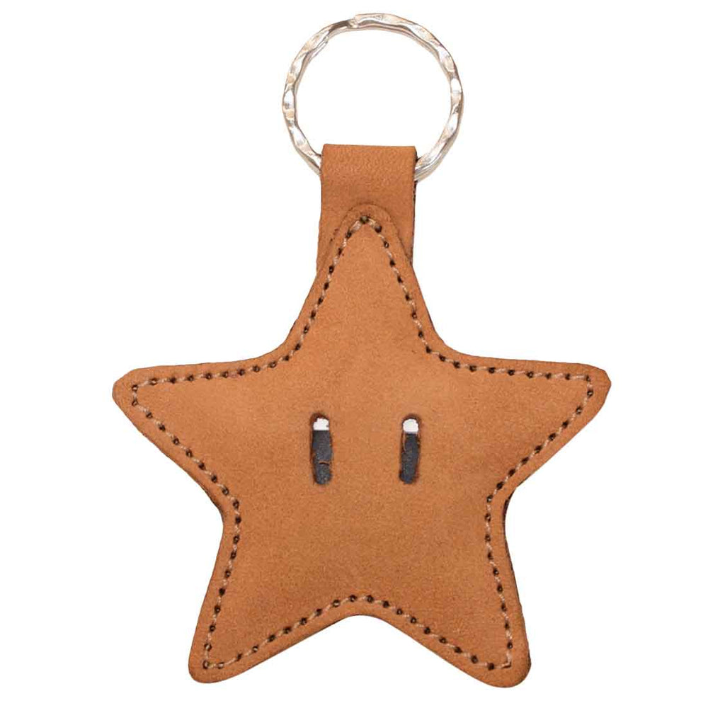 Super Star Keychain
