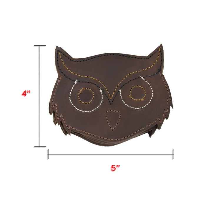 Wild Owl Coaster Set (6-Pack)