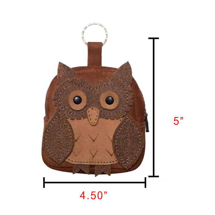 Owl Mini Backpack