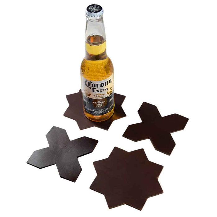 Puzzle Coasters (4-Pack)