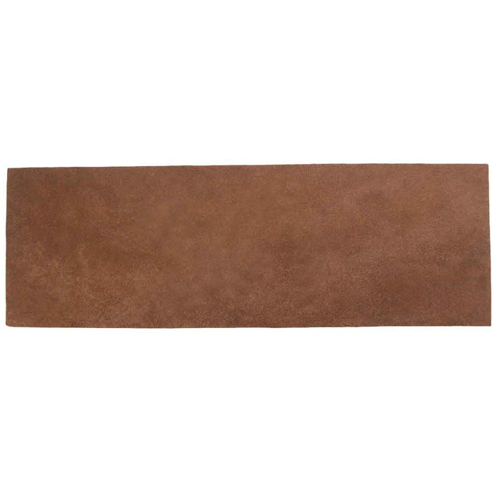 Leather Rectangular Scraps 4 x 12 in. (3 Pack)