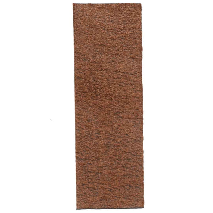 Leather Rectangular Shapes  1 x 3 in. (Set of 20)