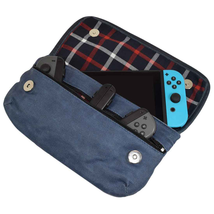 Waxed Canvas Switch Cover