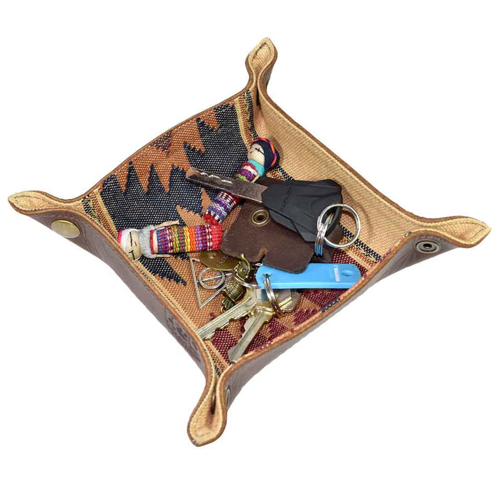 Native Comalapa Valet Tray