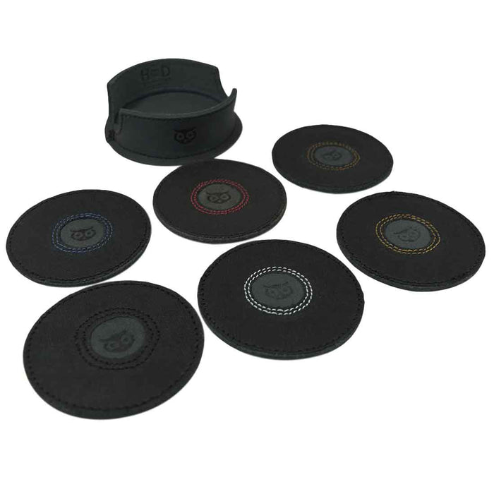 Vinyl Record LP Coaster Set (6-pack)