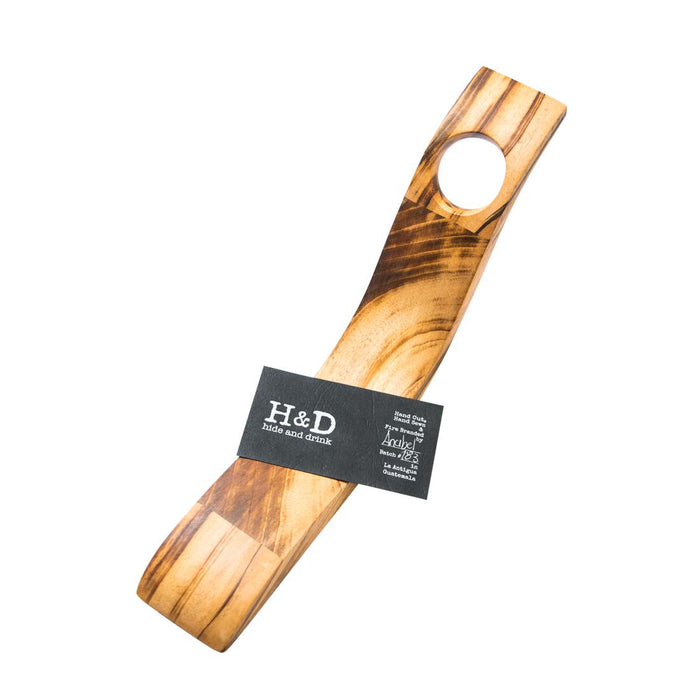 Wood Wine Holder S-Shape