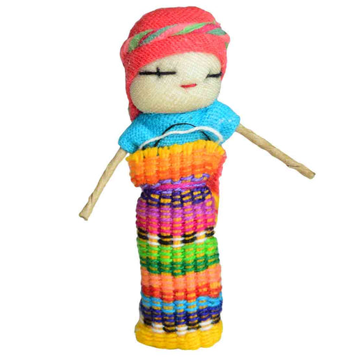Traditional Mayan Worry Doll