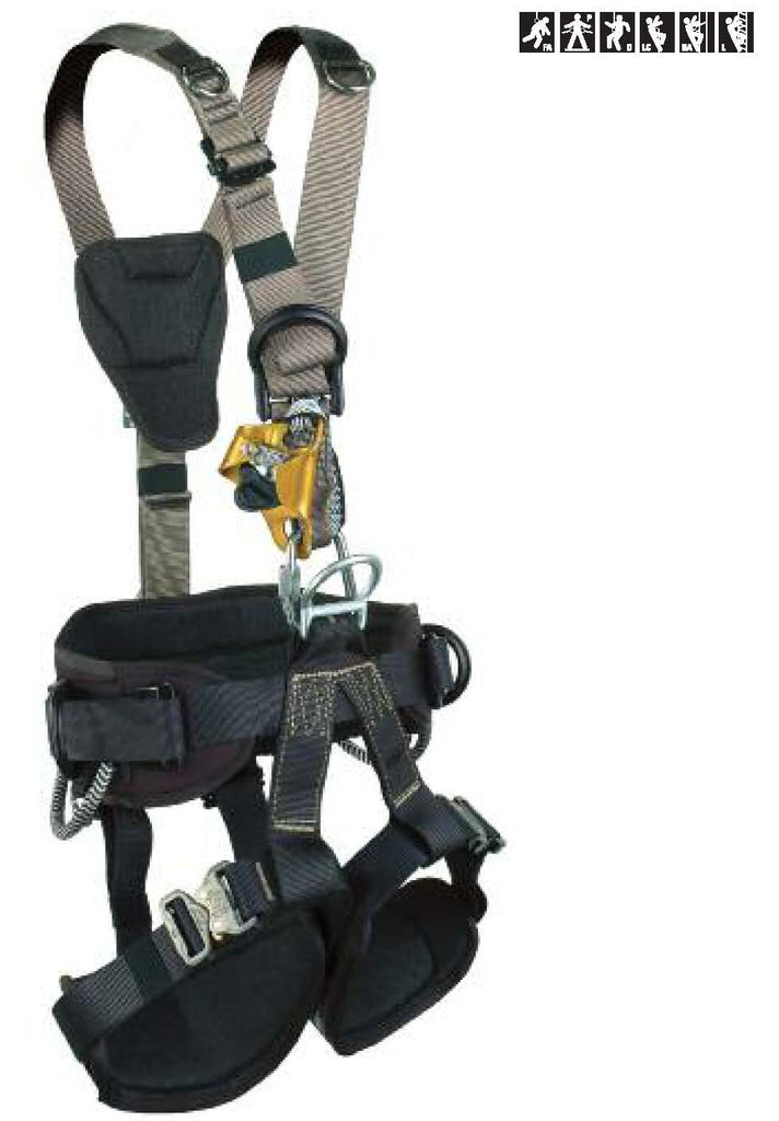 Basic Rope Access Professional Harness