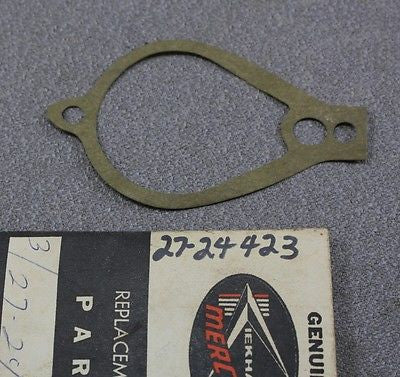 Mercury Outboard 27-24423 Unknown Gasket Model K MOD-K Wizard WF4 WG4
