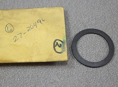 Mercury Outboard 27-20496 Fuel Filter Bowl Gasket Top Mark 40 Mark 50 Mark 55H