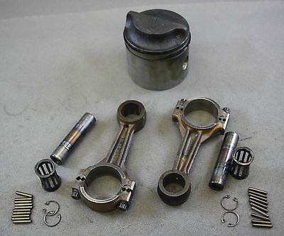 Evinrude Johnson 25hp 35hp Outboard Piston 321275 323604 Connecting Rod Pin 1978 - NLA Marine