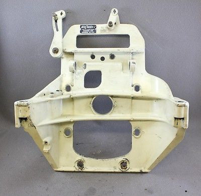 MerCruiser I 1963 Early White Alpha One Inner Transom Plate Bracket 110hp