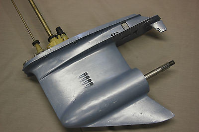 Johnson Evinrude Outboard Gearcase Lower Unit V6 X Long