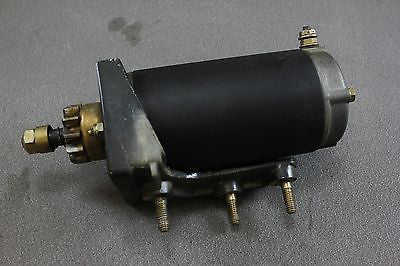 Force Mercury Outboard Starter Motor 11 Tooth F575955 50-898265011 50hp 86-92