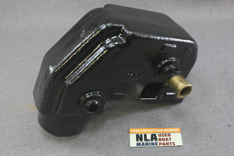 Used mercruiser parts page 7 nla marine mercruiser 60426a1 v8 305 350 exhaust manifold riser 898 260 454 50l 57l port publicscrutiny Choice Image