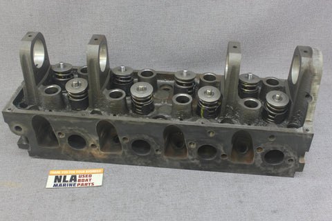 "OMC Cobra Ford 2.3L 4cyl Cylinder Head Only 985108 1987 ""GDP"" Suffix Model"