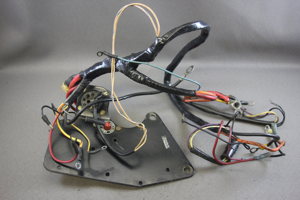 mercruiser 140hp3 0l wire harness bracket mount 19427t 98422a11 System Wiring Harness wire harness bracket mount 19427t 98422a11 digital ignition tap to expand