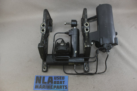 Force 35hp 50hp 88-91 Outboard Power Trim Tilt Assembly Pump Motor F5H209 F5H219