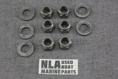 MerCruiser Sterndrive Alpha One Bravo Upper Unit Bell Housing Nuts Mounting Nut