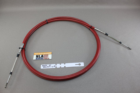 Morse D301947-03-0180.0 Universal Type 33C Control Cable 15' ft Throttle Shift