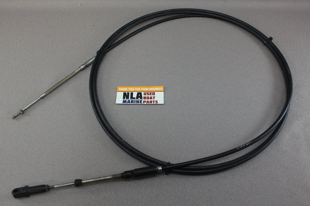 Quicksilver T12FT 12' Shift Throttle Cable But Uncommon OMC ... on regal wiring diagram, 96 evinrude wiring diagram, omc schematic diagrams, ace wiring diagram, 1972 50 hp evinrude wiring diagram, sea ray wiring diagram, apc wiring diagram, polaris wiring diagram, evinrude key switch wiring diagram, john deere wiring diagram, nissan wiring diagram, chris craft wiring diagram, atlas wiring diagram, viking wiring diagram, chevrolet wiring diagram, omg wiring diagram, clark wiring diagram, sears wiring diagram, johnson wiring diagram,