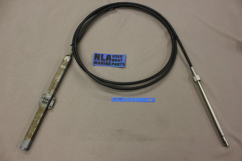 Teleflex SSC12416 16FT and Rack & Pinion Steering Cable MerCruiser Sterndrive