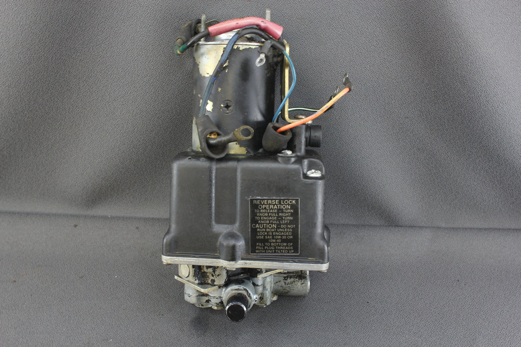 Mercury Outboard Power Tilt And Trim Motor And Pump Power Trim Motor