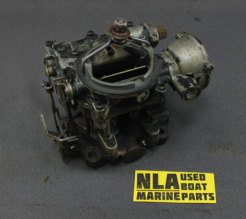 MerCruiser 1351-4263A3 Carburetor Carb 120hp 2.5L 1972-73 1351-7354A1 Rochester