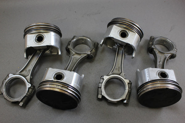 Michigan City Chrysler >> OMC Cobra Ford 2.3L 4cyl Piston Connecting Rod Assembly ...