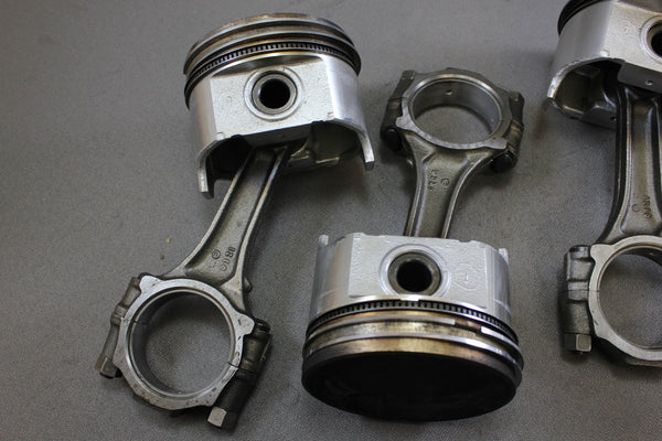 Michigan City Chrysler >> OMC Cobra Ford 2.3L 4cyl Piston Connecting Rod Assembly 75MM Oversize – NLA Marine
