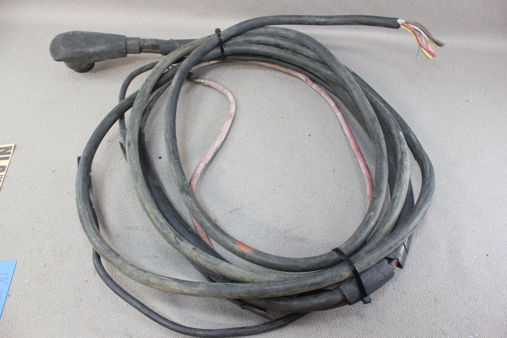 mercury 45876 15 outboard wiring harness 1966 73 4cyl 6cyl wire rh nlamarine com Mercury Outboard External Wire Harness Ottoville Ohio