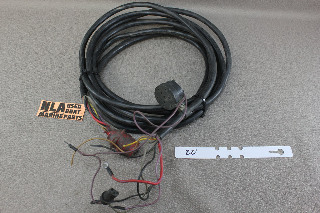 johnson evinrude red plug wire wiring harness outboard control boxtap to expand