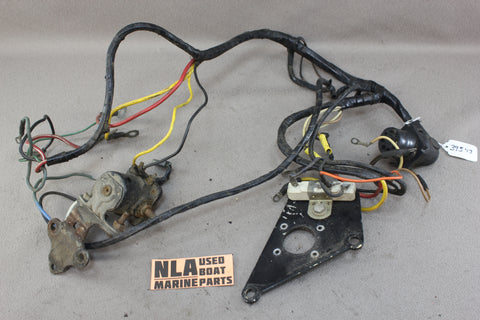 MerCruiser 39543A1 Engine Wire Wiring Harness 8-Pin Plug 1965-68 110hp 120hp 140