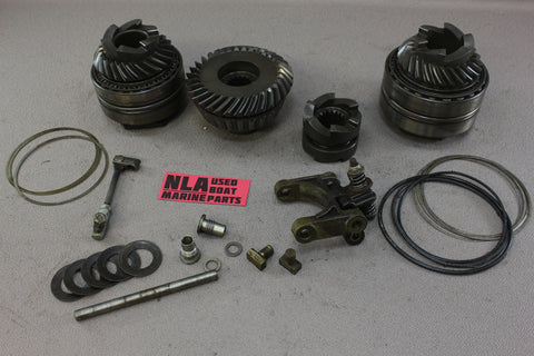 MerCruiser 43-57501A1 43-58854A1 43-54399 Gear Set TR V8 302 215E Electric shift