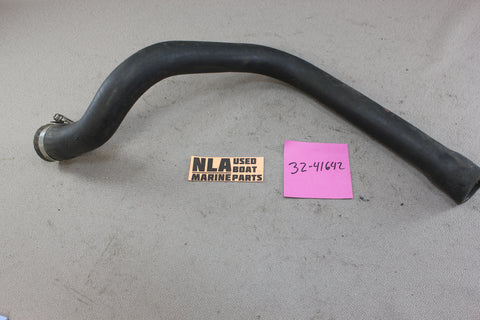 MerCruiser 32-41642 Transom To Power Steering Cooler Hose 4.3L V6 185hp 205hp - NLA Marine