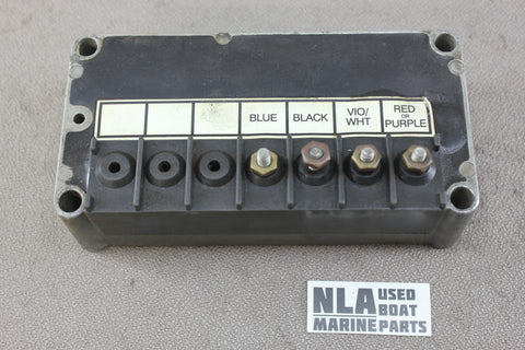 Mercury 332-4796A3 Switch Box Assembly Outboard 65hp 650 3cyl Early 1972 1973