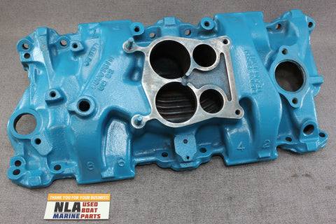 Chevy GM 6263751 Intake Manifold 305 350 5.7L Corvette E118 4bbl V8 Cast Iron