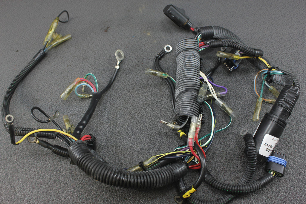 IMG_2841_1024x1024?v=1455257499 mercury outboard 40hp 30hp engine wire wiring harness 84 854322a2 mercury outboard external wiring harness at eliteediting.co