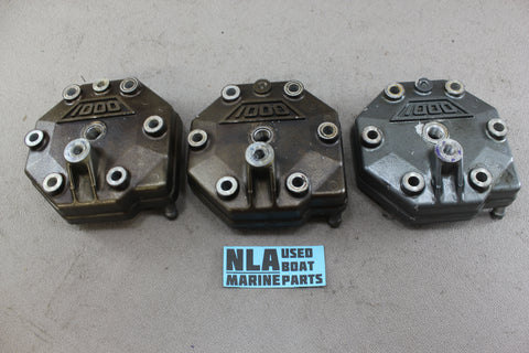 TigerShark 1000 Triple Daytona 3008-505 Cylinder Head Engine PWC Arctic Cat 97