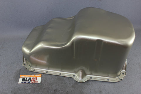 OMC Stringer GM 229CID 170hp GM 3.8L V6 Oil Pan Basin Reservoir Sterndirve 1985