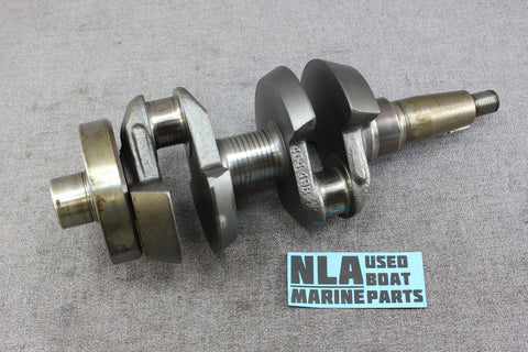 Mercury 454-9073A1 Crankshaft Assembly 35hp Outboard 2cyl