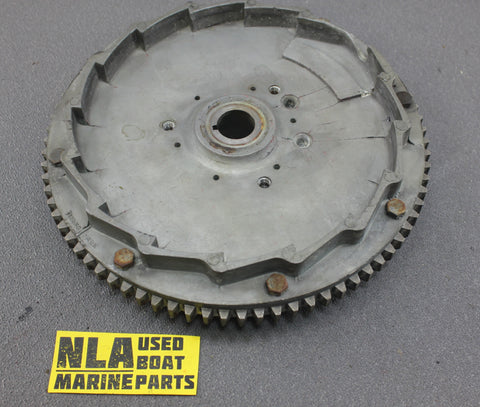 Evinrude Johnson Outboard 1963 75hp Speedifour V4 Flywheel 580241 305114 Recoil - NLA Marine